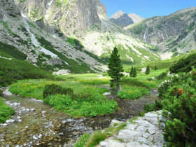 Slovakia Tours Walking High Tatras 14