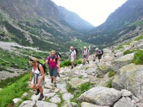 Slovakia Tours Walking High Tatras 15