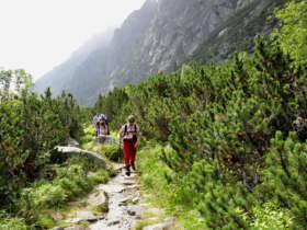 Slovakia Tours Walking High Tatras 4