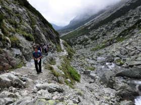 Slovakia Tours Walking High Tatras 5