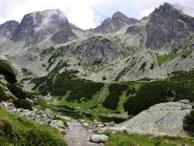 Slovakia Tours Walking High Tatras 7