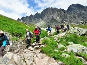 Group Guided Walking Holiday High Tatras Slovakia