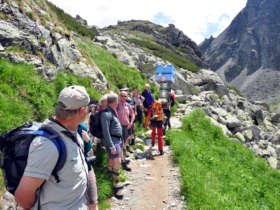 Guided Group Holidays Tatra Mountains Slovakia