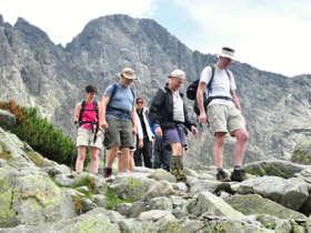 Slovakia Tatras Walking Trekking Hiking Tours 11