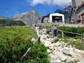 Slovakia Tatras Walking Trekking Hiking Tours 17