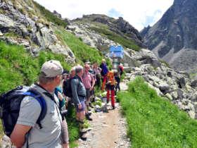 Slovakia Tatras Walking Trekking Hiking Tours 19