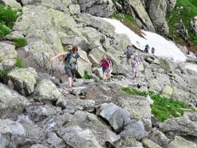 Slovakia Tatras Walking Trekking Hiking Tours 6