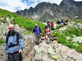 Slovakia Tatras Walking Trekking Hiking Tours 8