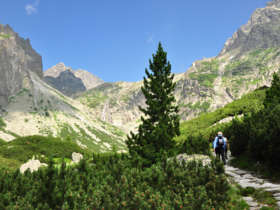 Walking Holiday High Tatras Slovakia