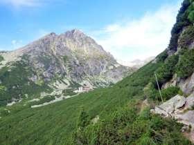 Tvt Walking Hiking Trekking High Tatras Slovakia 12