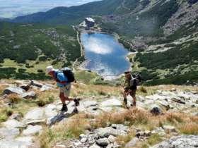 Tvt Walking Hiking Trekking High Tatras Slovakia 14