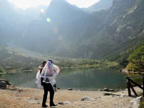 Tvt Walking Hiking Trekking High Tatras Slovakia 24