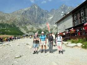 Tvt Walking Hiking Trekking High Tatras Slovakia 27
