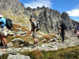 Tvt Walking Hiking Trekking High Tatras Slovakia 3