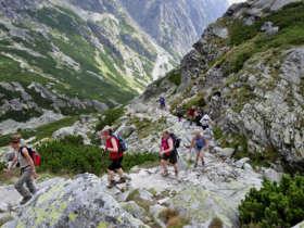 Walking High Tatras Slovak Paradise 4