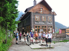 Walking Slovakia Tatras Point To Point 7