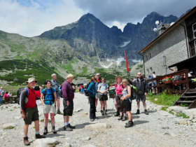 Walking Slovakia Tatras Point To Point 8