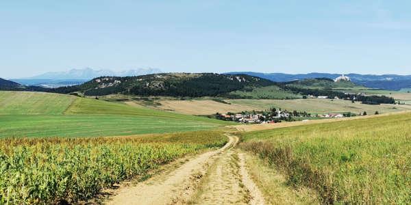 Slovakia Camino De Santiago 4